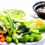 Ăn chay giảm ung thư đường tiêu hóa