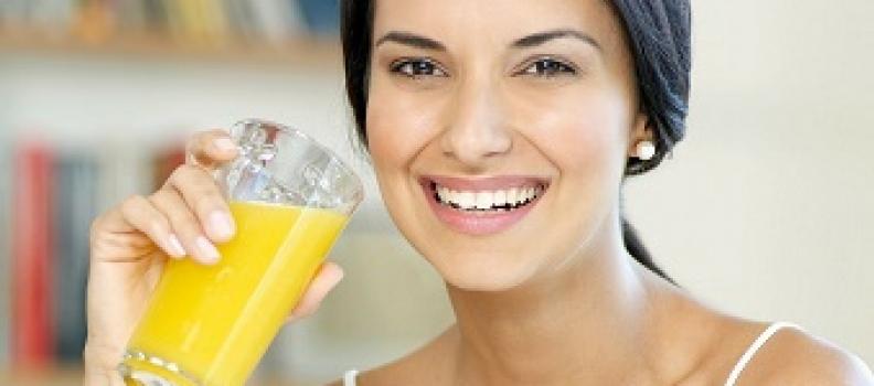Một ly nước cam mỗi ngày phòng ngừa nhiều bệnh